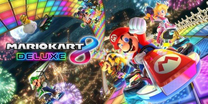 Mario Kart 8 Deluxe Insomnia63 Grand Prix
