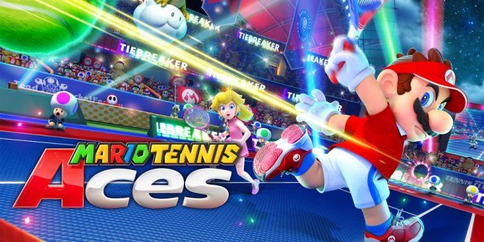 Mario Tennis Aces Insomnia63 Open