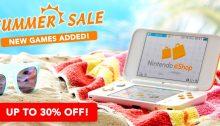 Nintendo 3DS Summer Sale (Part Two)