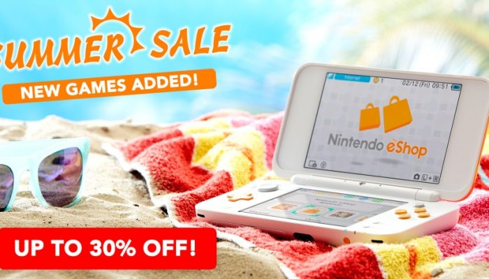 NoE: 'Nintendo eShop sale: Nintendo 3DS Summer Sale (Part Two)'