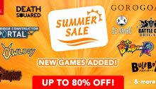 Nintendo Switch Summer Sale (Part Two)