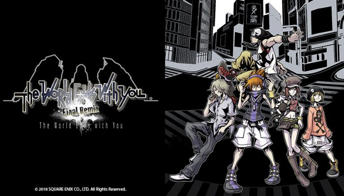 NoA: 'The World Ends with You: Final Remix Comes to Nintendo Switch Oct. 12'