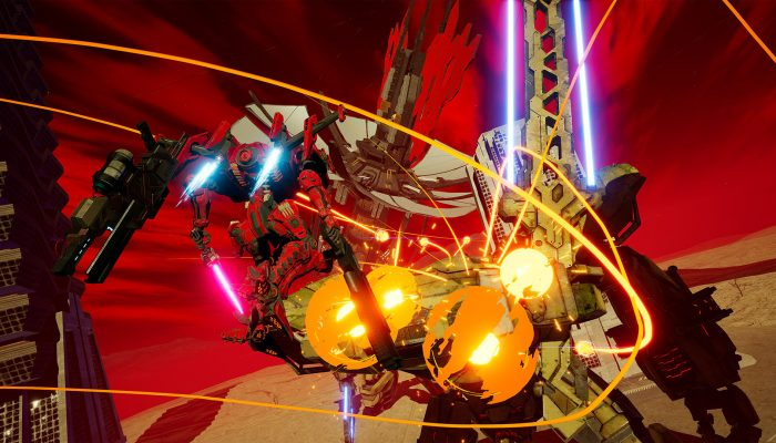 NoE: 'Dive into the creation of Daemon X Machina in our developer interview'