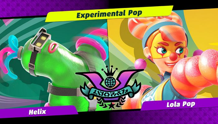 NoA: 'Helix takes on Lola Pop in the next Party Crash!'