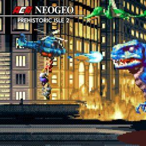 Nintendo eShop Downloads Europe ACA NeoGeo Prehistoric Isle 2
