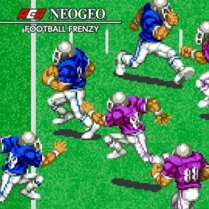 Nintendo eShop Downloads Europe ACA NeoGeo Football Frenzy