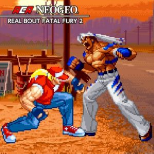 Nintendo eShop Downloads Europe ACA NeoGeo Real Bout Fatal Fury 2