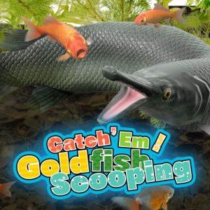 Nintendo eShop Downloads Europe Catch Em Goldfish Scooping