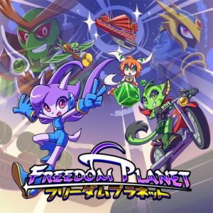 Nintendo eShop Downloads Europe Freedom Planet