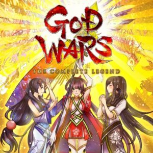 Nintendo eShop Downloads Europe God Wars The Complete Legend