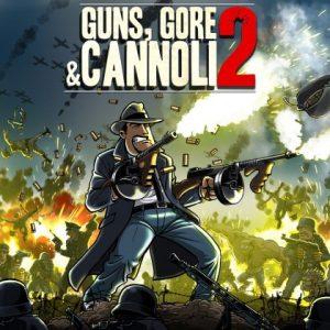 Nintendo eShop Downloads Europe Guns Gore and Cannoli 2
