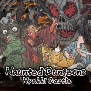 Nintendo eShop Downloads Europe Haunted Dungeons Hyakki Castle