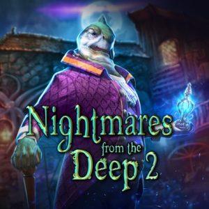 Nintendo eShop Downloads Europe Nightmares from the Deep 2 The Siren's Call