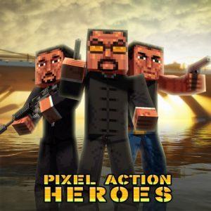 Nintendo eShop Downloads Europe Pixel Action Heroes