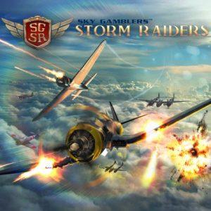Nintendo eShop Downloads Europe Sky Gamblers Storm Raiders