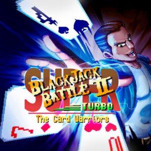 Nintendo eShop Downloads Europe Super Blackjack Battle 2 Turbo Edition The Card Warriors