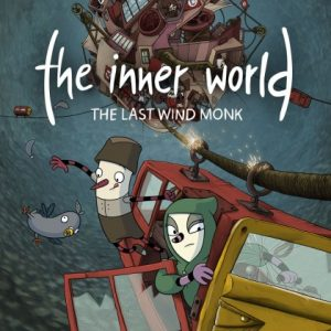 Nintendo eShop Downloads Europe The Inner World The Last Wind Monk