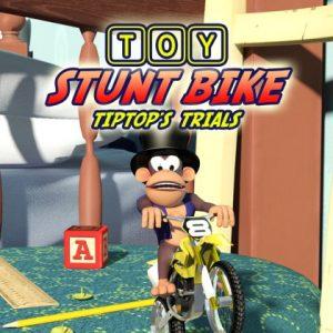 Nintendo eShop Downloads Europe Toy Stunt Bike Tiptop's Trials