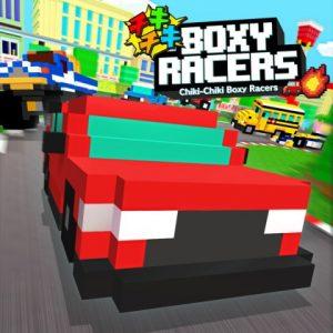 Nintendo eShop Downloads Europe Chiki-Chiki Boxy Racers