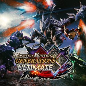 Nintendo eShop Downloads Europe Monster Hunter Generations Ultimate
