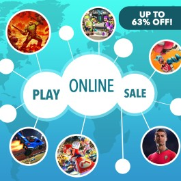 Nintendo eShop Downloads Europe Nintendo eShop sale Play Online Sale