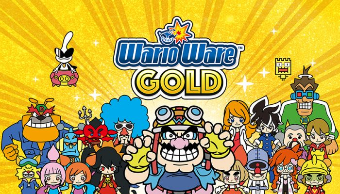 NoA: 'Wario returns–and he's out for gold!'