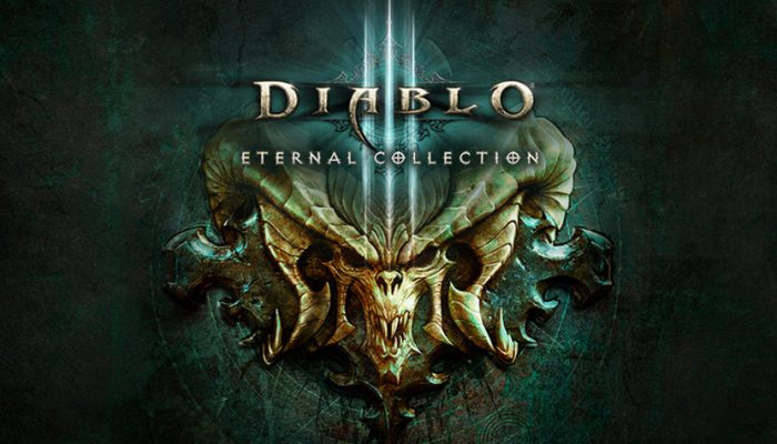 NoA: 'Diablo III Eternal Collection brings the acclaimed action RPG to Nintendo Switch!'