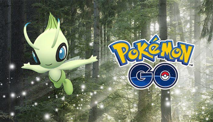 Pokémon: 'Seek Out the Mythical Celebi'