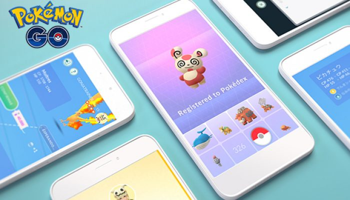 Pokémon: 'Earn Perks for Trading in Pokémon Go'