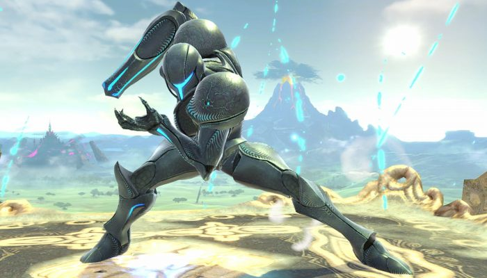 Super Smash Bros. Ultimate – Dark Samus Fighter Screenshots