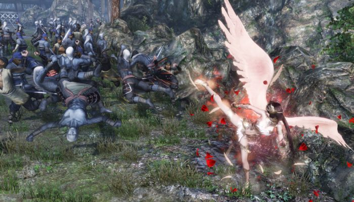 Warriors Orochi 4 – Japanese Naotora Ii Screenshots