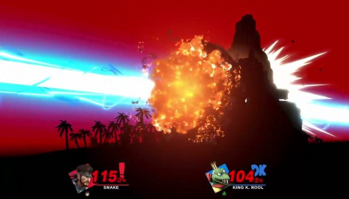 Super Smash Bros. Ultimate – Gameplay de King K. Rool