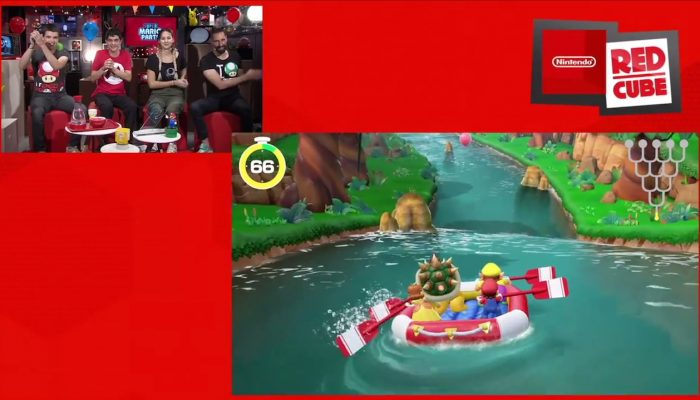 Super Mario Party – RedCube @ gamescom 2018