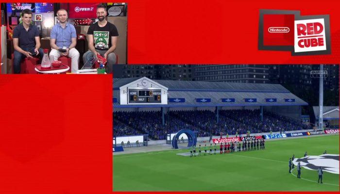 FIFA 19 – RedCube @ gamescom 2018