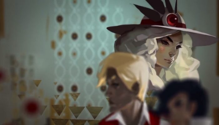 Transistor – Announcement Trailer