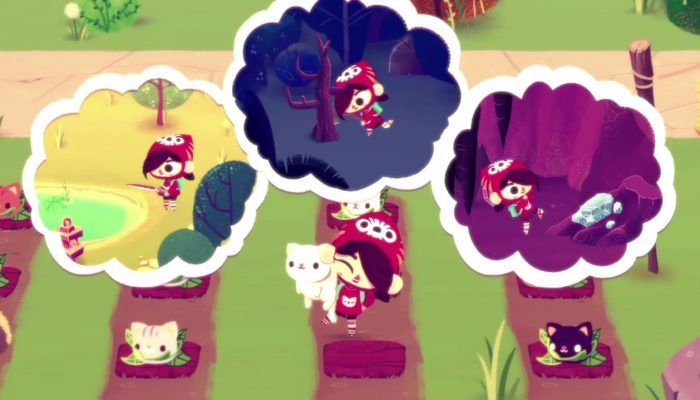 Mineko's Night Market – Teaser Trailer