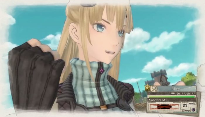 Valkyria Chronicles 4 – New Features Trailer