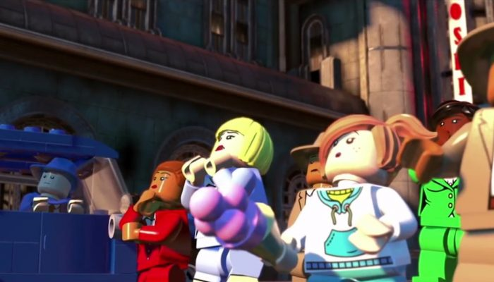 LEGO DC Super-Villains – Story Trailer