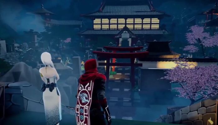 Aragami Shadow Edition coming to Nintendo Switch