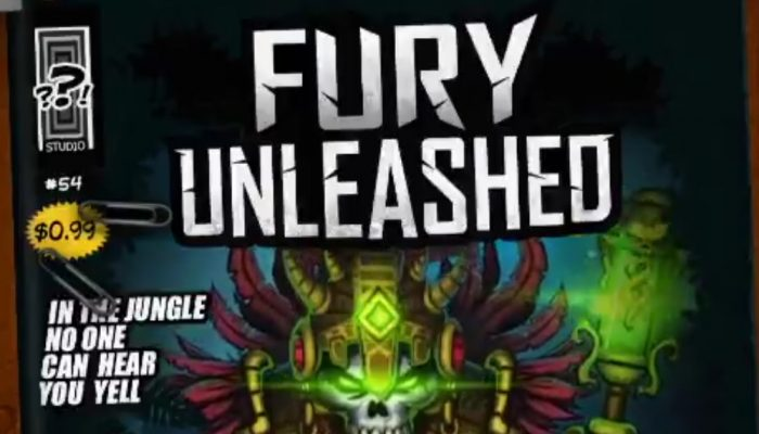 Fury Unleashed coming to Nintendo Switch in early 2019