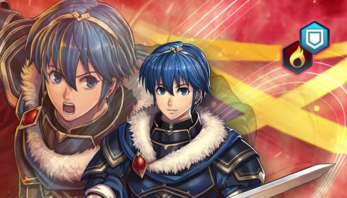 Fire Emblem Heroes – Legendary Hero (Marth: Hero-King) Trailer