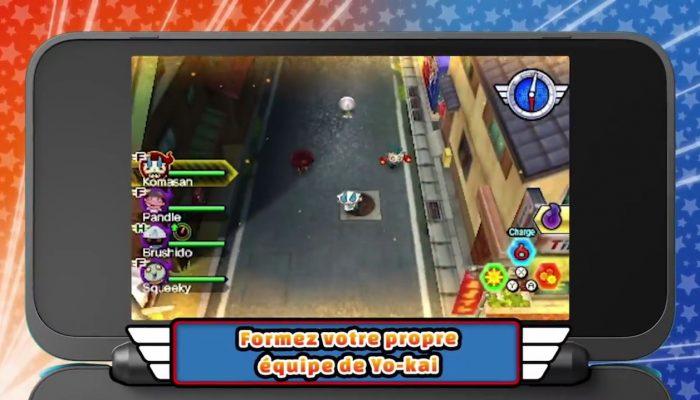 Yo-kai Watch Blasters : Peloton du chat rouge & L'escadron du chien blanc – Devenez un Yo-kai !
