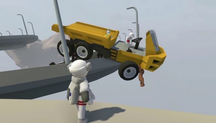 Human: Fall Flat – Multiplayer Update Trailer