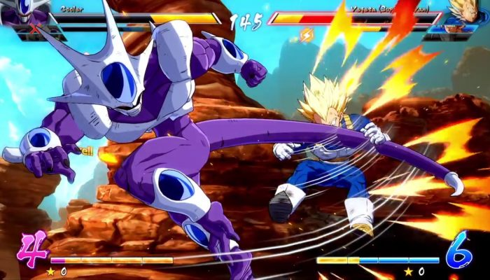 Dragon Ball FighterZ – Cooler Gameplay
