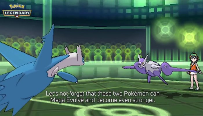 Pokémon – Latias and Latios Join the Legendary Lineup in September