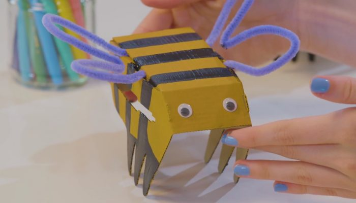 Nintendo Labo UK – Create a unicorn using the Nintendo Labo RC Car!