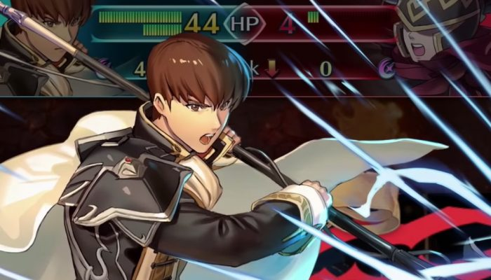 Fire Emblem Heroes – New Heroes (Doorway to Destiny) Trailer