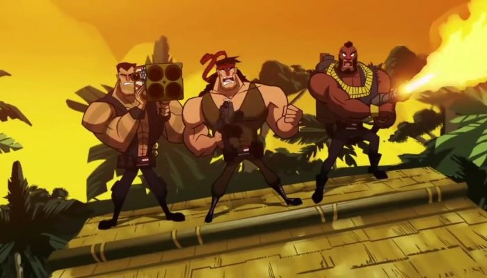 Broforce – Launch Trailer