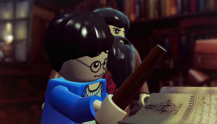 LEGO Harry Potter Collection – Nintendo Switch Announcement Trailer