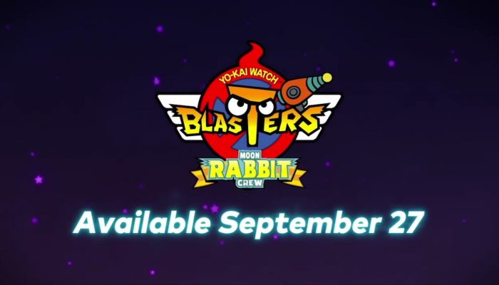 Yo-kai Watch Blasters – Launch Trailer